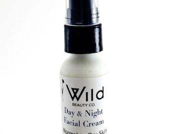 Day & Night Face Cream-Organic Ingredients