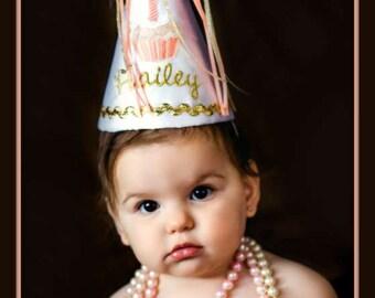 Baby First Birthday Hat, 1st Birthday Hat, Baby Birthday Gift, First Birthday Hat, Baby Christmas Gift, Baby Birthday Gift, Girl Birthday