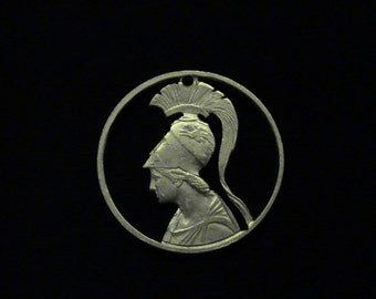 Athena - GREECE - 1973 - Greek Goddess of War and Wisdom