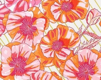 Cotton Quilt Fabric In the Bloom R Kaufman 15251  Quilting Sewing Fabrics 1/2 yard cut