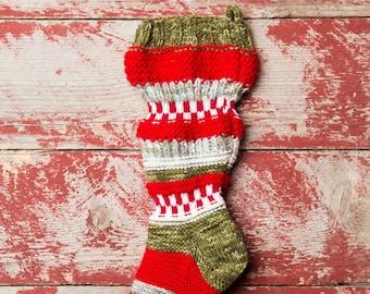 Sweater knit, Christmas Stocking, Christmas Stocking Patterns, Christmas Stocking Design, Family Stockings, Christmas Knitting