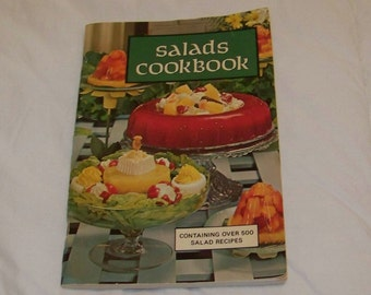 Salads Vintage Cookbook