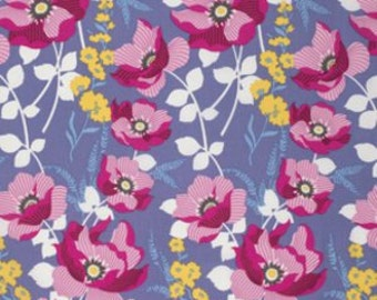 Monarch in Fuchsia - Atrium - Joel Dewberry - 1 YARD Fabric