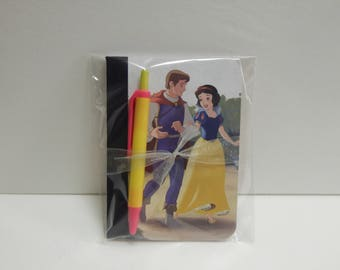 Up cycled MINI Composition Book Disney Snow White