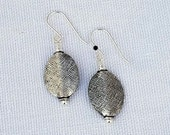 Textured Sterling Silver ...