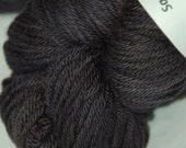 Studio June Yarn, Squishy Soft Worsted, Superwash Merino,Worsted Weight, Color: Raven