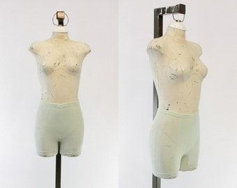 60s Maidenform Sea Dream Shapewear XS / 1960s Girdle Panties / Ala Moana Lingerie