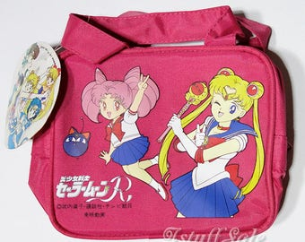 Vintage Sailor Moon R bag/pouch