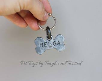 Personalized Pet Tags, dog tag, Pet id tag, custom pet id, Metal Pet items