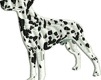 Dalmatian dog machine