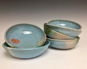 Small Bowl: Back Country Collection; Ice Cream Bowl, single serving bowl, candy dish, ceramic stoneware