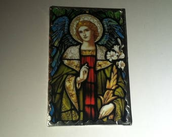 Reserved Angel Plaque