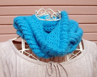 Knit cowl - wonderfully soft and stretchy - many colors available