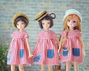 Ruruko&Licca summer set 101.