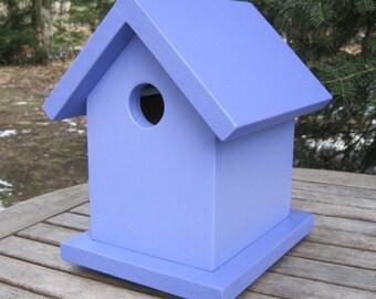Birdhouse - Light Purple