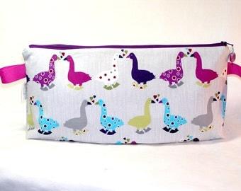 Love Ducks Anna Clutch
