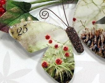Butterfly Embellishments Noel 25