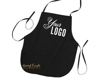 Custom Apron, Craft Shows, Vendor Events, Logo Apron, Vendor Shows, MLM, Direct Sales