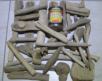 Driftwood, Pieces, Supplies, Art,Crafts,