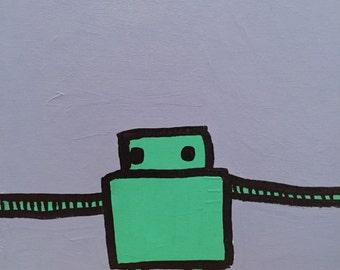 Robot Long Arms