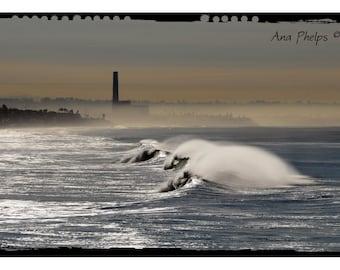 North County San Diego, Big Swell.
