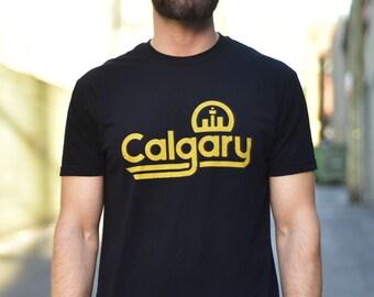 Retro Calgary T-Shirt