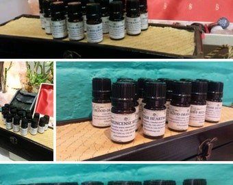 Perfect Peace Essential Oil Blend. Lavender, Lemongrass and Victorian Flowers. 5 ML