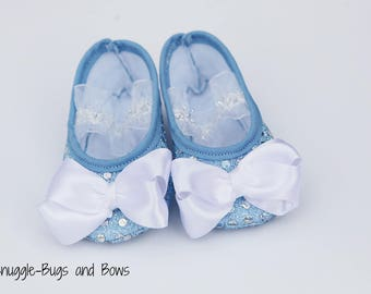 Ella's Play Slippers (Sizes 1 - 12) MEASURE your child's foot PLEASE