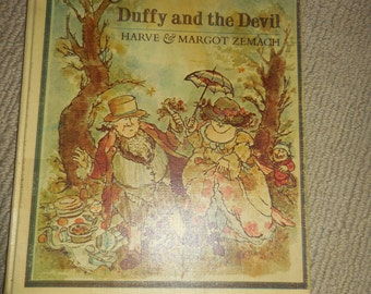 First Edition Duffy and the Devil 1973