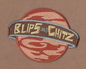 Blips and Chitz Patch - Rick and Morty
