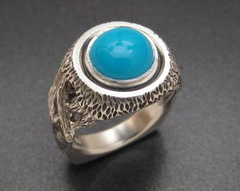 Turquoise Tree Ring