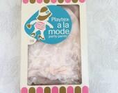 Vintage Playtex a la mode Party Pants, in box