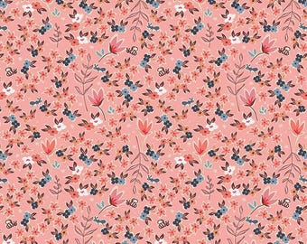 Garden of Dreams Rose from Charleston Fabric Collection by Amy Sinibaldi for Art Gallery Fabrics