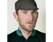 Serin tweed cycling cap 5