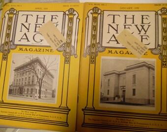 The New Age Magazine, Scottish Rite of Freemasonry, masons magazine