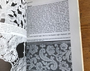 1980 The identification of Lace paperback great book