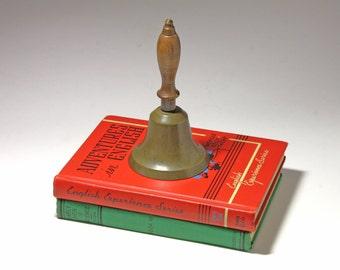 Vintage School Bell - circa late 1800's