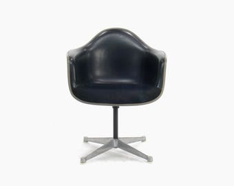 Eames for Herman Miller Swivel Based Armchair