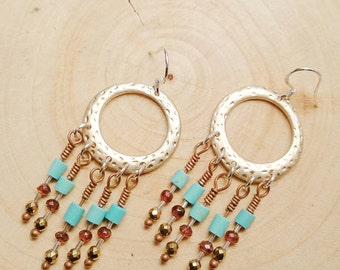Dreamy Bohemian Earrings