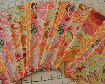SALE, Fabric Grab Bag, All New, Amy Butler Fabrics, 20 pieces, Bag 106