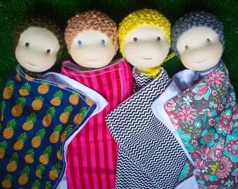 Doll for babies, naninha, babies, fabiluli