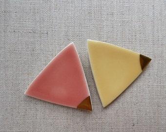 Triangle Brooch SALE