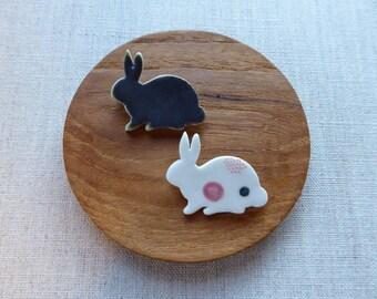 Baby Bunny Brooch EASTER SALE