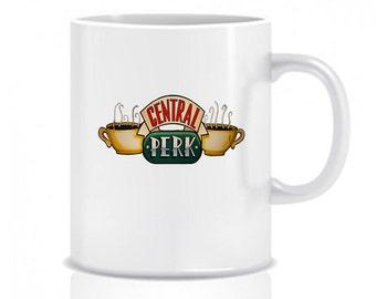 Friends, Central Perk, Coffee Mug, Coffee Cup