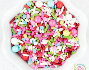Sweet Sprinkles Mix - Oh Lolly - 4oz Bag