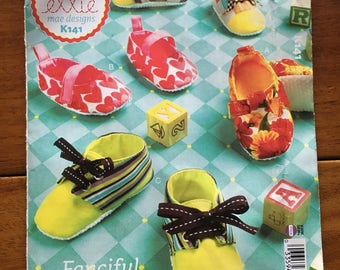 Ellie Mae Designs K141 Fanciful Footwear booties and shoes for Babies 2013
