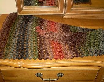 Forest Floor Shawlette