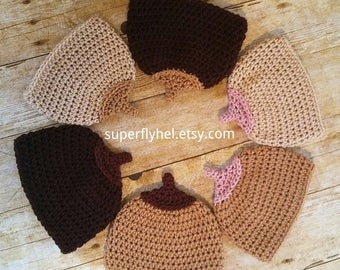 Breast Hat, Breastfeeding Beanie, Boob Hat, Baby pro breastfeeding cap, Baby Shower Gift, Boobie Hat, Nursing Beanie, Booby Hat