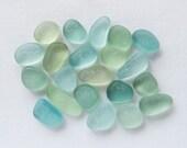 English Sea Glass - Pastels - Lot DC1053