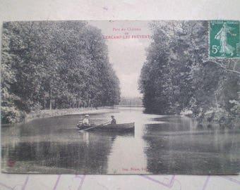 Chateau de Cercamp Les Frevent - 1910 - Antique French Postcard